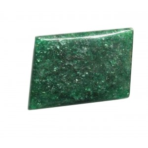 Green Aventurine Fancy Flat Cab 22.87Ct