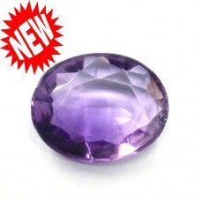 Amethyst Oval Faceted 4.00 Carats