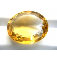 Natural Citrine Oval-13.14ct