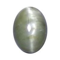 Cat's Eye Oval Cabs 3.63 Carats