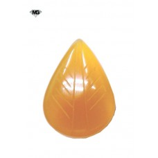 Chalcedony Yellow Carving 41.98Carat