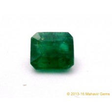 Natural Emerald Octagon 1.97Ct