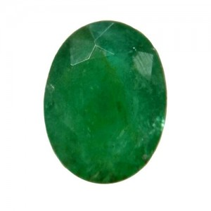 Natural Emerald Oval 4.74 Carat