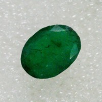 Natural Emerald Oval 1.27 Ct