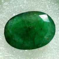 Natural Emerald Oval 10.62 Ct
