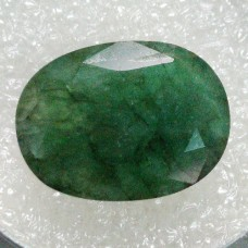 Natural Emerald Oval 8.63 Ct