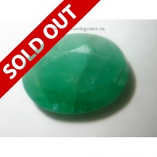 Natural Emerald Oval 4.68Ct