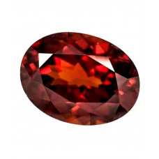 Garnet Red Oval Shaped 2 Ratti