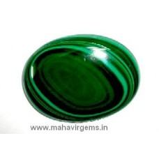 Malachite Oval Cab 451Carats