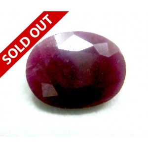 Natural Ruby 7.12Carat / 7.82 Ratti