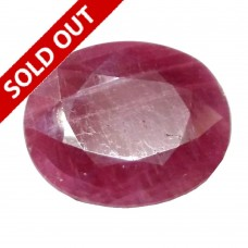Natural Ruby 7.21Carat / 7.92 Ratti