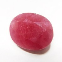 Natural Ruby 6.41 Carats/ 7.04 Ratti