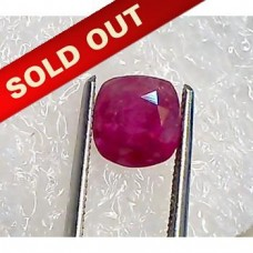 Natural Ruby 1.85Ct