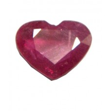 Natural Ruby 1.82Ct Heart Shaped