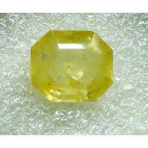 Natural Yellow Sapphire 06.64Carat (7.30 Ratti)