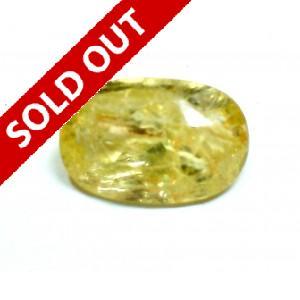 Natural Yellow Sapphire 5.00 Ct (5.50 Ratti )