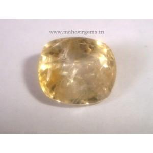 Natural Yellow Sapphire 4.36Ct