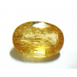 Natural Yellow Topaz 2.51Ct