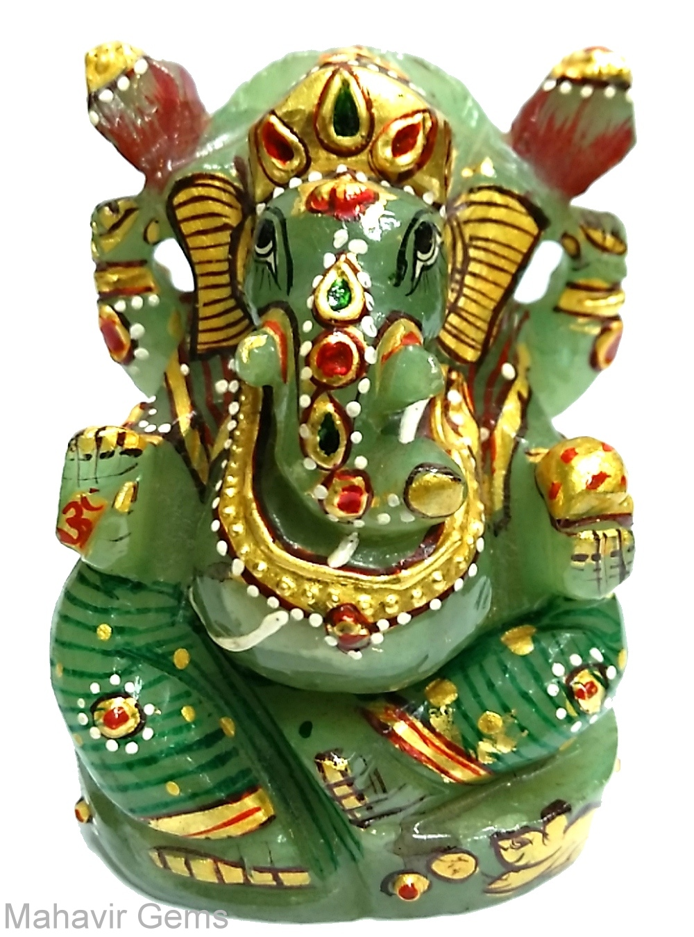 http://www.mahavirgems.in/Carving/Ganesha/Ganesha-Serpantine-Gemstone-1075Carats
